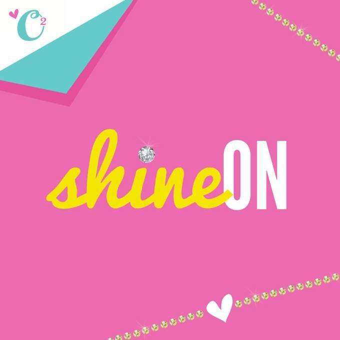 Always let your true self shine bright.