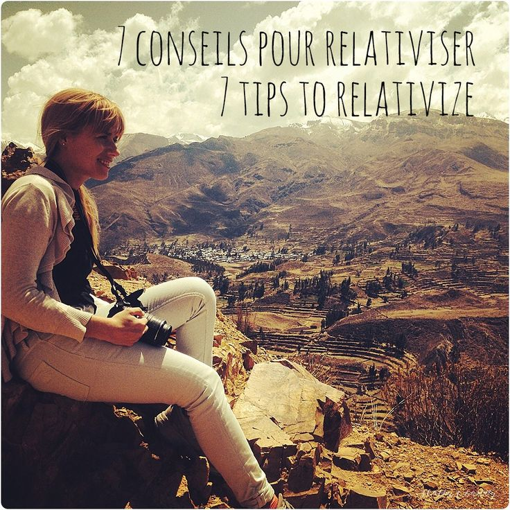 7 conseils pour relativiser et prendre du recul - 7 tips to relativize and stand back - Happy Chantilly