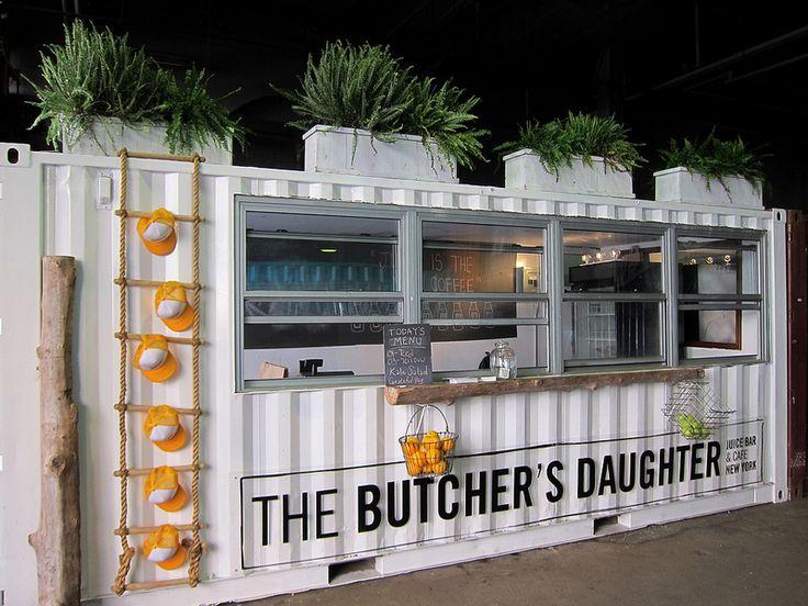 This idea inspires: www.kubikcontainers.com.au