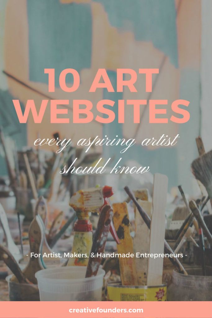 Artist Marketing Resource // ArtMaze Mag // Carve Out Time for Art // The Jealous Curator // The Artist Market Co. // Creative Boom // Maria Brophy // The Art Biz Blog // Artsy Shark // The Abundant Artist