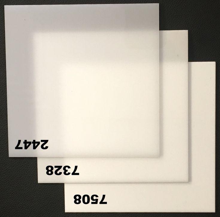 Die besten 25+ White acrylic sheet Ideen auf Pinterest Eis am - r ckwand k che plexiglas