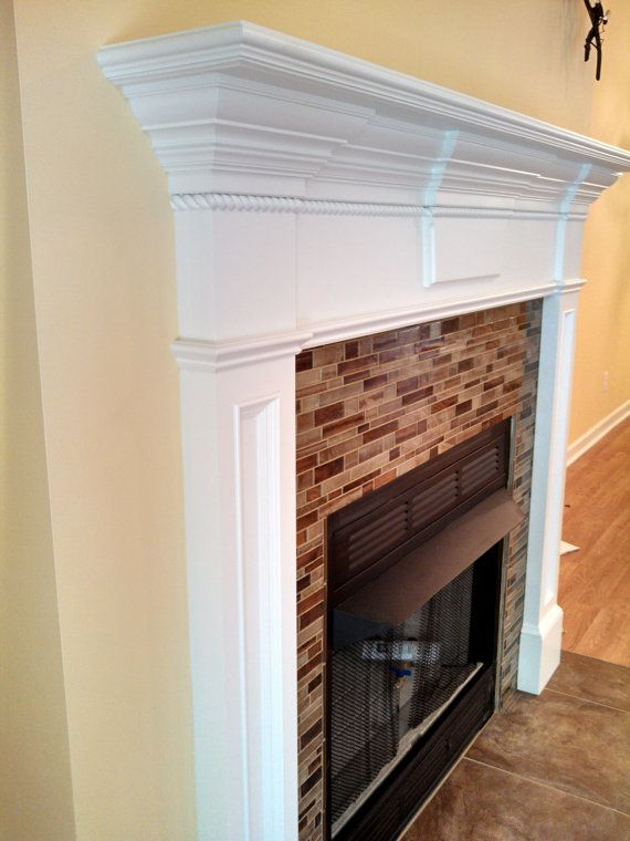 1000 ideas about Fireplace Refacing on Pinterest