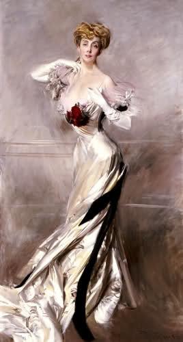 Ritratto di Miss Bell di Giovanni Boldini