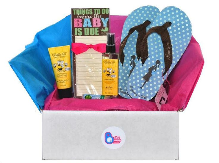 Gift Baskets For Pregnant Women 58