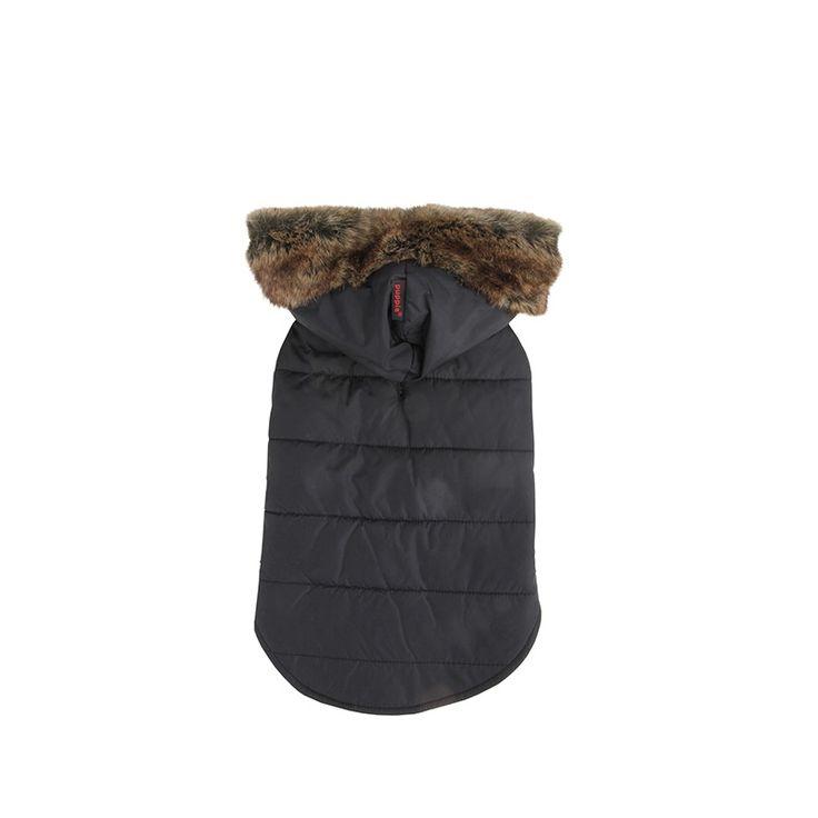 ABRIGO COODY, Es un abrigo para perro muy práctico de la firma Puppia. Tendrás 2 abrigos en una ya que es reversible. http://bit.ly/1Lk3TIO