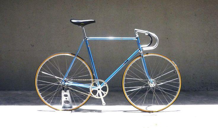 Cinelli Supercorsa Pista - Our Bikes - Vanguard Designs
