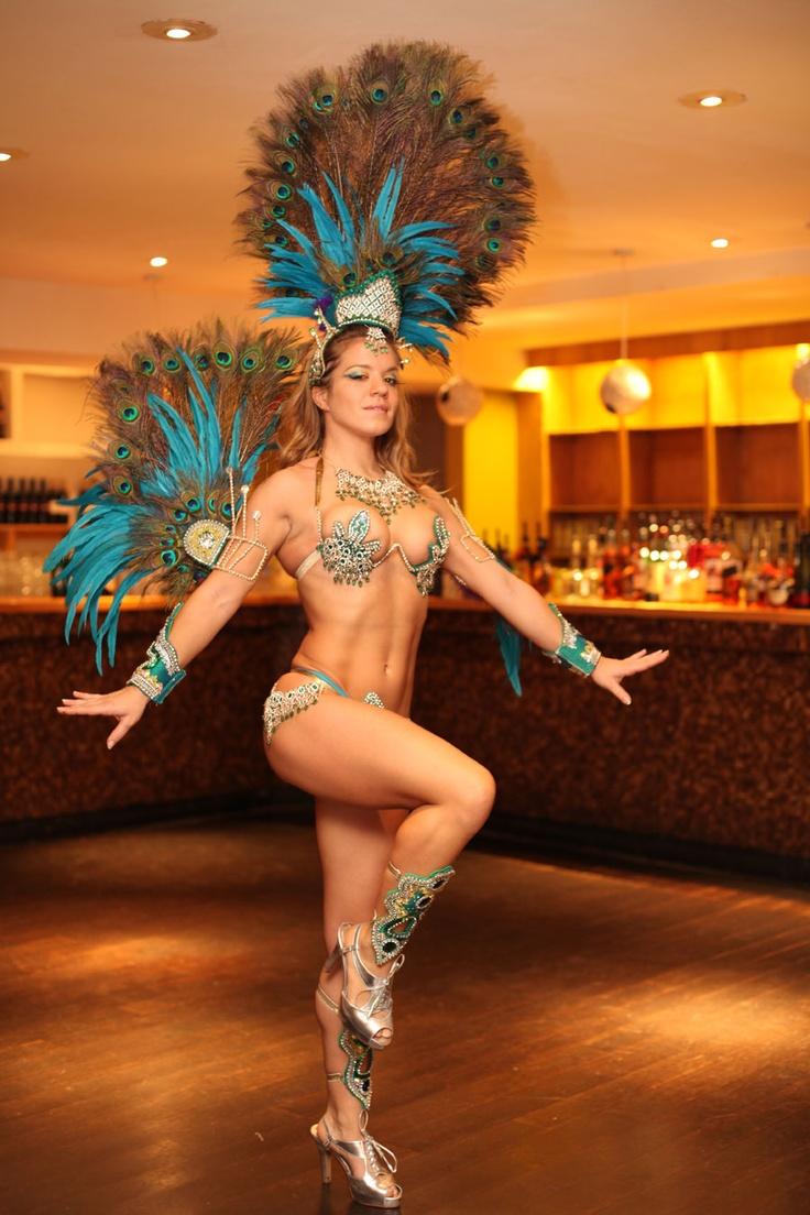 Brazil Carnival Naked