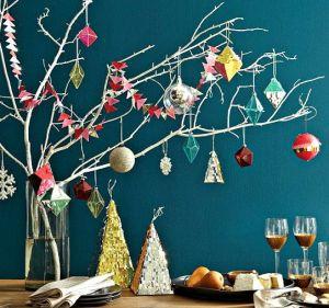 北欧クリスマス飾り付け