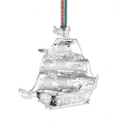 Beautiful Hanging Tall Ship <3 Available at www.standun.com