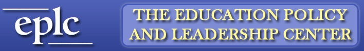 EPLC - The Education Policy and Leadership Center fellowship