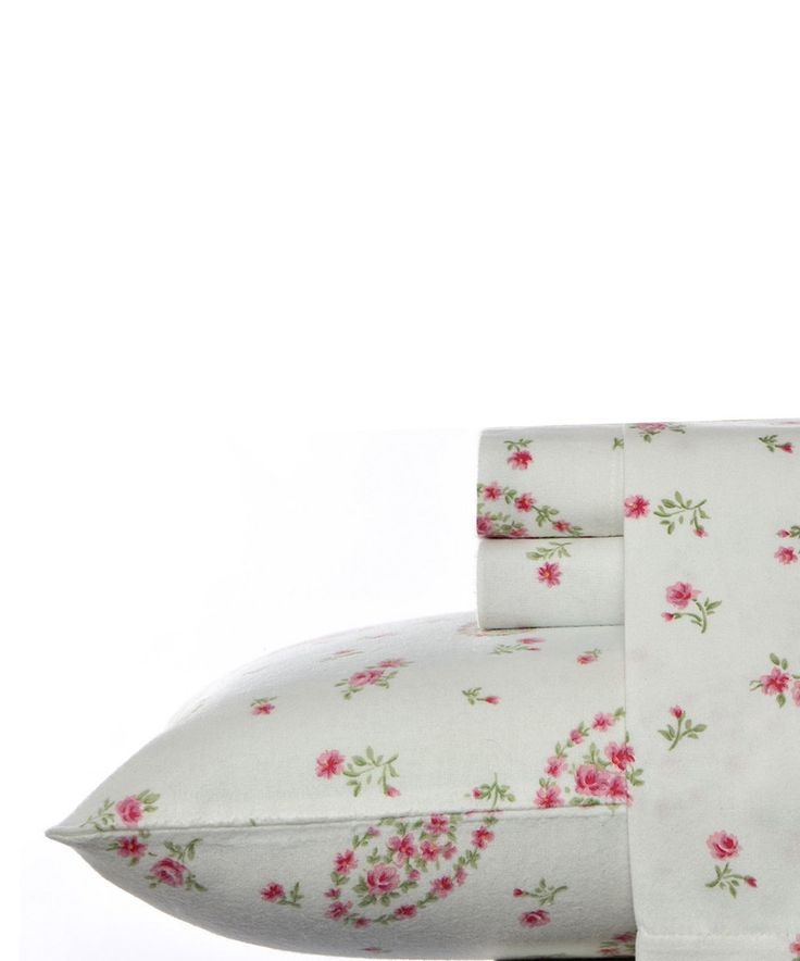 Look what I found on #zulily! Pink Bristol Paisley Sheet Set by Laura Ashley Home #zulilyfinds