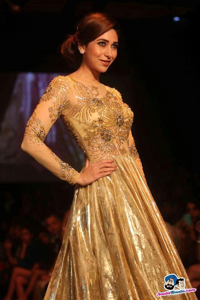 Karishma lakme fashion week2013...