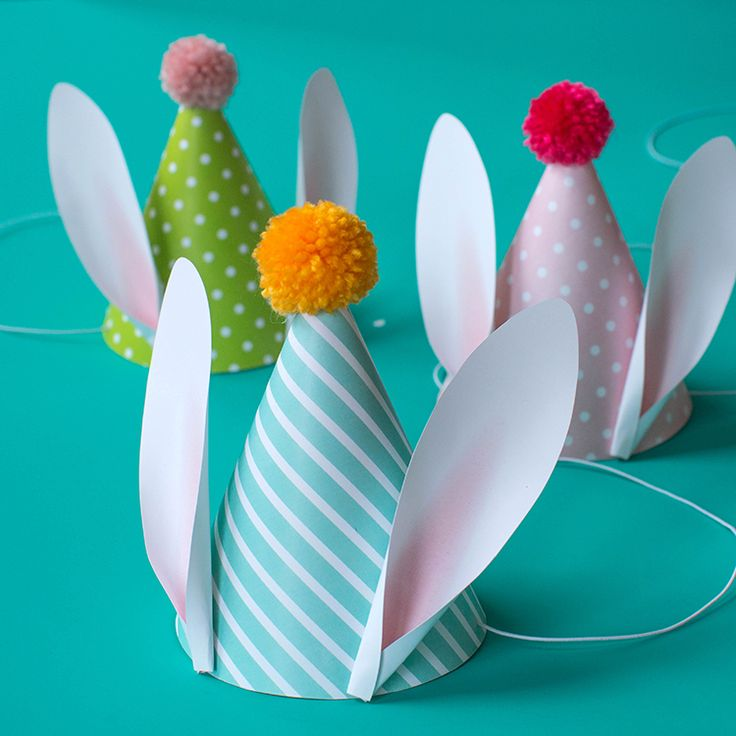 Top 25 Ideas About DIY Homemade Easter Crafts And Treats