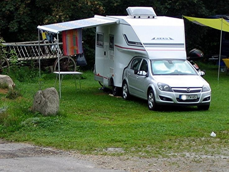 unusual tiny rvs. Another Germany fulltiming example of small RV spaces  12 best Unique Conversions images on Pinterest Campers