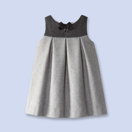 Jacadi pinafore dress.