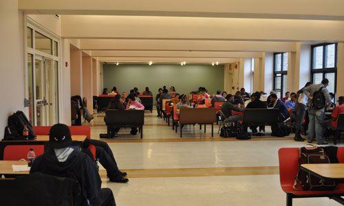 Bronx Community College - Cafe