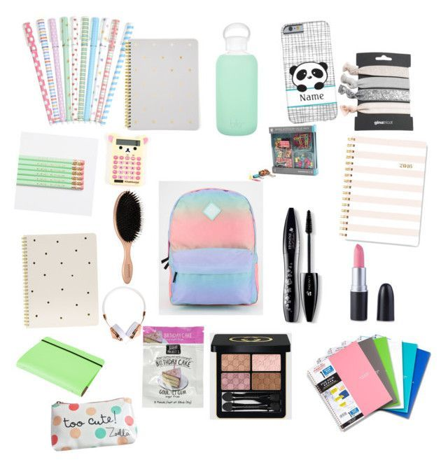 School supplies by disney fangirl on polyvore featuring - How many years is interior design school ...