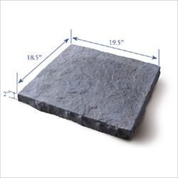 Kodiak Mountain Stone Kodiak Mountain Stone Manufactured Stone Veneer - Hearth Stone Hearth Stone's are a great accessory for a fireplace or wood burning stove. Available to be purchased online through Build Direct. Click on the link to browse all of our stone products online.