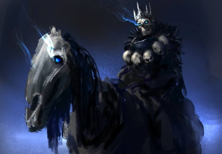 "Conor Burke‎, Skeleton Lord spitpaint  ""Skeleton [Horse]Lord. 30 mins""  https://www.facebook.com/photo.php?fbid=790203601017865&set=gm.1533408523544073&type=1"