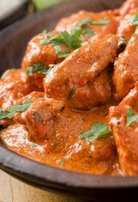 Authentic Indian Butter Chicken