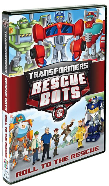preview transformers rescue bots roll to the rescue. Black Bedroom Furniture Sets. Home Design Ideas