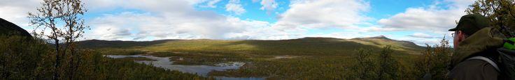 Ani4x4 Viaje al círculo polar Laponia Suecia Polar Circle Trekking Hiking Bears