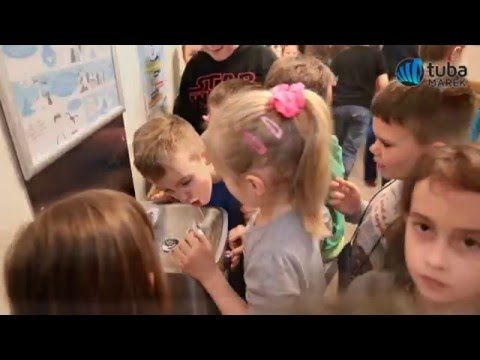 Pierwsze źródełko w Szkole Podstawowej nr 4 - YouTube
