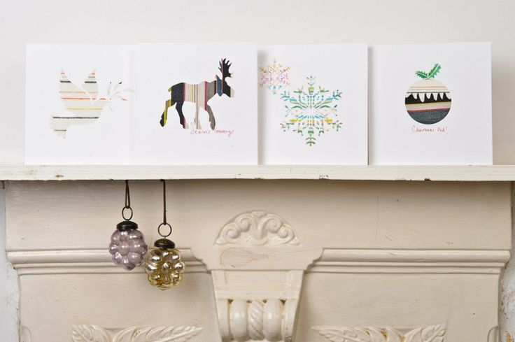 Laura has produced some great Christmas cards this year!