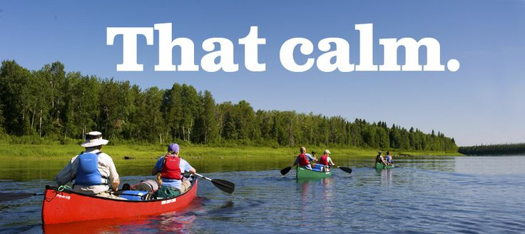 Canoeing is great with the Nature & Outdoors in Algoma Country