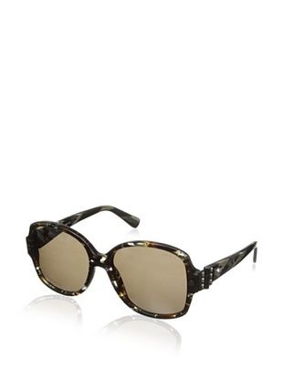 74% OFF Lanvin Women's Sunglasses, Striped Brown