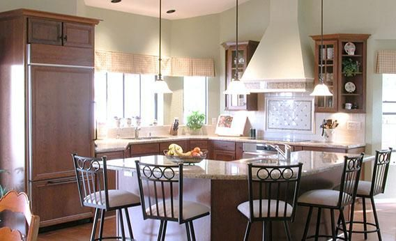 open concept kitchens | Close Your Open-Concept Kitchen We have walls and doors for a ... | H ...