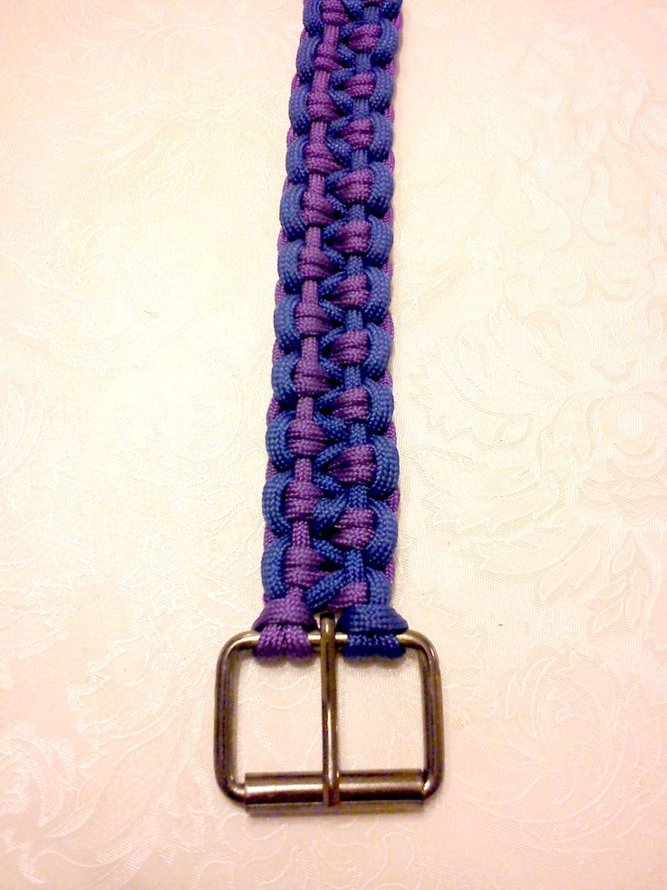 1000 ideas about paracord belt on paracord