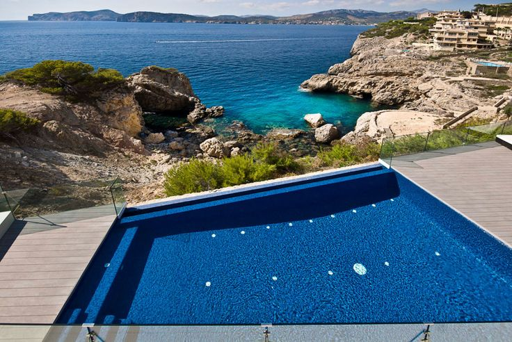 47 best Swimming pool images on Pinterest | Pools, Swimming pools ...