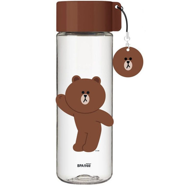[New] emart x LINE FRIENDS Collaboration Loving Home Official The Bottle (550ml)…