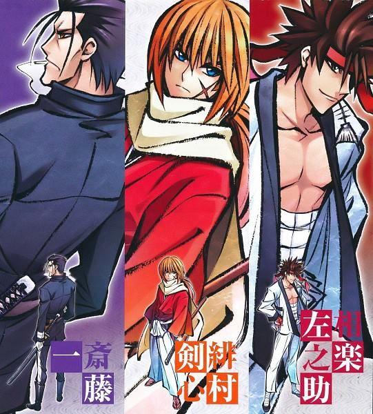 rurouni kenshin master and apprentice relationship