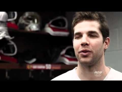Corey Crawford Speaking French - I AM FLIPPING OUT RIGHT NOW.