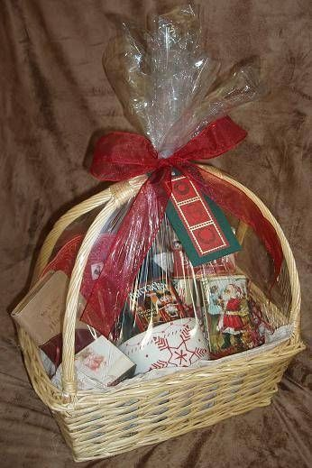 How to Put Together Creative Gift Baskets