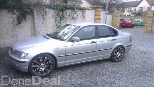 BMW 320d e46 SE
