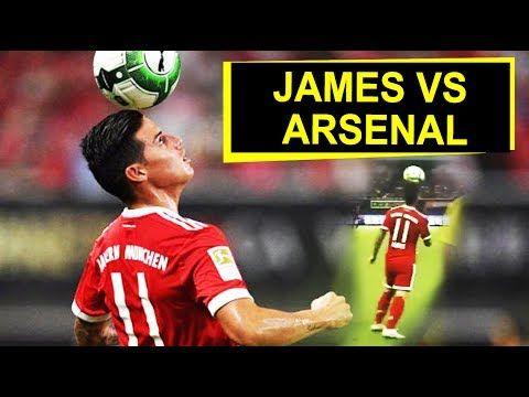 James Rodríguez vs Arsenal   Bayern Munich 1 Arsenal 1 - VER VÍDEO -> http://quehubocolombia.com/james-rodriguez-vs-arsenal-bayern-munich-1-arsenal-1    SÍGUENOS EN FACEBOOK: SUSCRÍBETE A GOL DE HOY:  James Rodríguez vs Arsenal   Bayern Munich 1 Arsenal 1 Créditos de vídeo a Popular on YouTube – Colombia YouTube channel