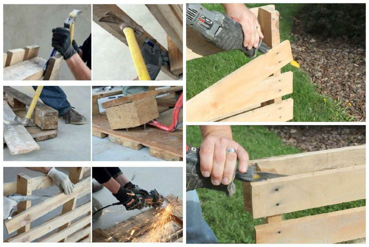 How to Dismantle a Wooden Pallet? • 1001 Pallets