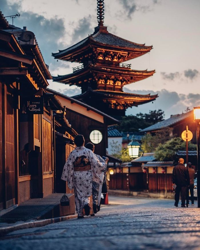 Sunset over Kyoto (Japan) by İlhan Eroglu / 500px | 4 Japan (Asia) |  Pinterest | Kyoto, Japan and Sunset