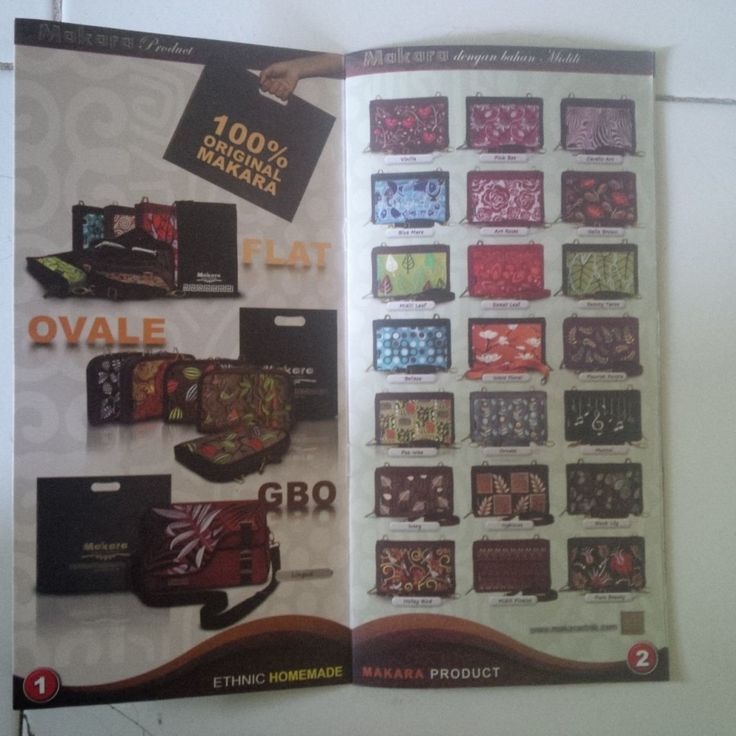 Download Katalog Makara Etnik Terbaru Asli Produsen