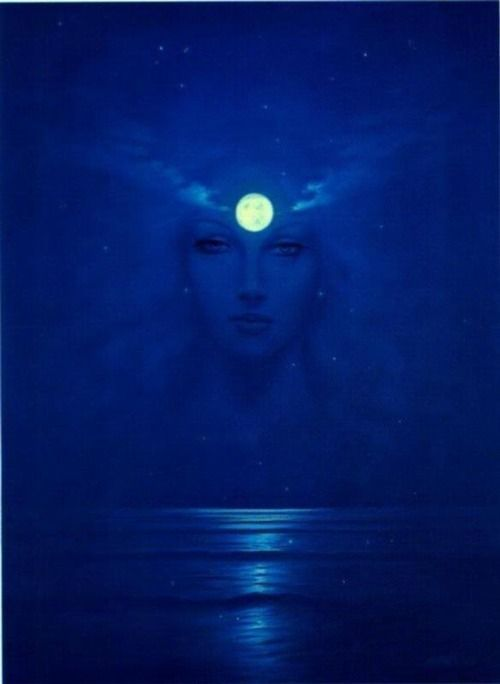 bogini Księżyca Selene [Luna]