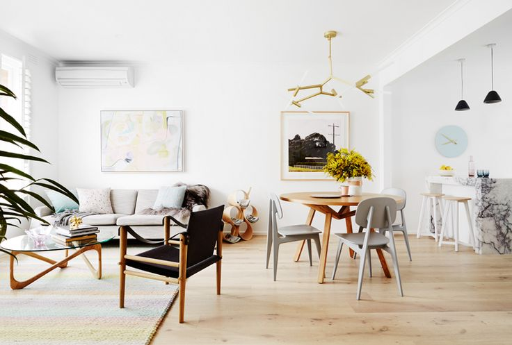 Head over to @thestyleschool to watch how Rebecca Judd and stylist Julia Green have transformed a dim and drab dinning area into this light-filled elegant space. We are delighted that our Greyology 1 paint played a part in this makeover which really will make your jaw drop when you watch it! To get your FREE Greyology 1 colour swatch CLICK THE IMAGE. {Image credit: Annette O'Brien}