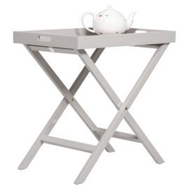 Tesco direct: Butlers Tray Table, Taupe