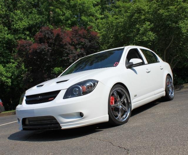 2009 Chevy Cobalt.