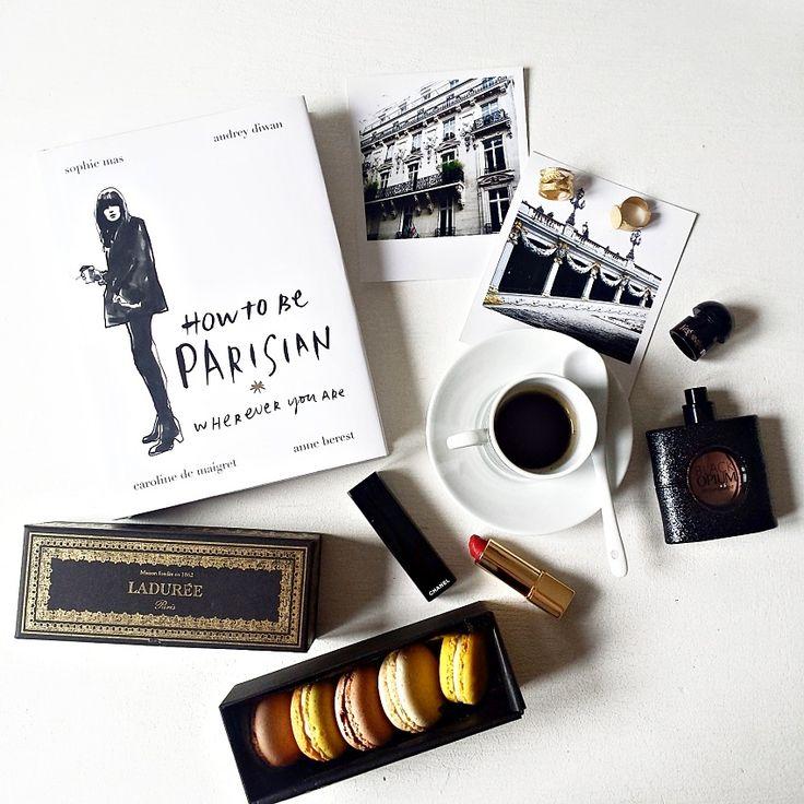 HOW TO BE PARISIAN - http://ivaniasmode.com/how-to-be-parisian/