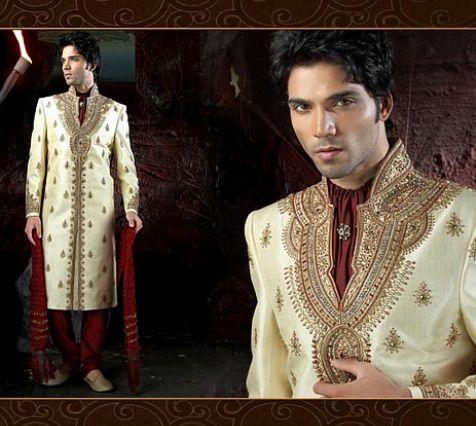 Wedding Sherwani Designs