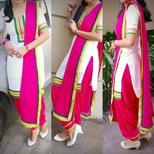 Beautiful punjabi suit....
