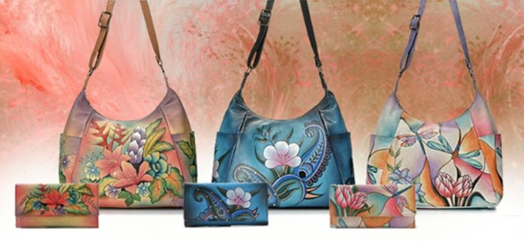 Hand Painted Bags Pinterest